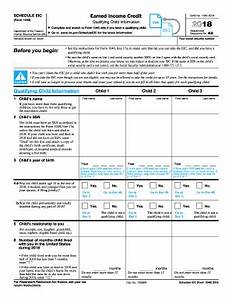 Earned Income Credit Table 2017 Pdf Awesome Home