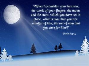 Psalm Bible Verse Desktop Wallpapers | Free Christian ...