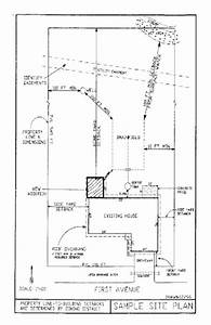 planning your own fence installation With building site plan template