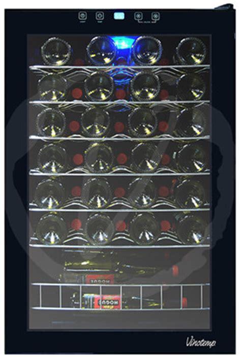 vinotemp vtts   undercounter wine cooler