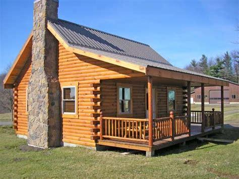 Small Square Log Cabin with Loft Log Cabin Christmas Decor ...