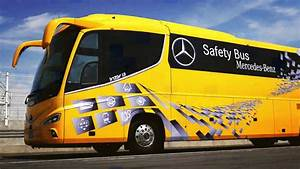 Safety Bus Mercedes-benz