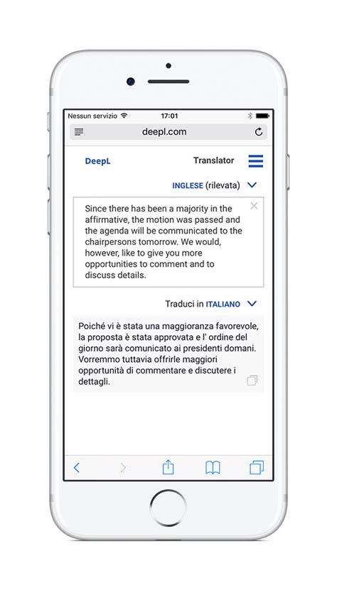 Traduttore Mobile by Deepl Il Traduttore Sfrutta L Intelligenza
