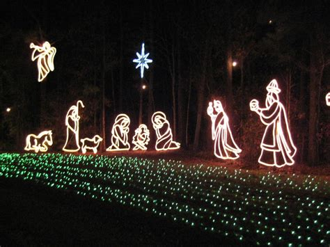 guide to lights in south carolina columbia sc