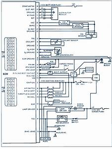 1971 El Camino Engine Wiring Diagram