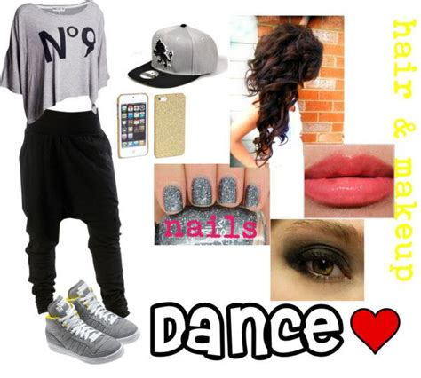dance practice wear  yara philips   polyvore