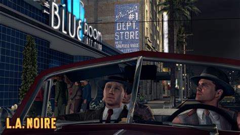 L.A. Noire (PS3 / PlayStation 3) Game Profile   News ...