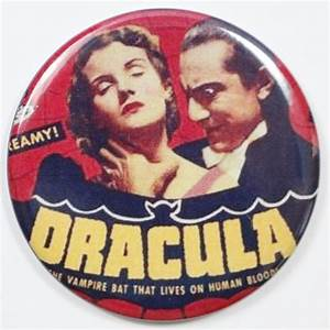 Bella Lugosi Dracula Movie Poster FRIDGE MAGNET Monster