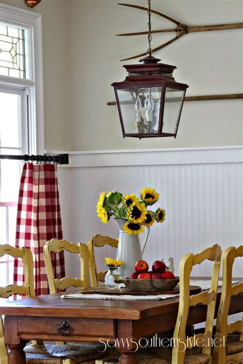 farmhouse cabinets for kitchen best 25 gingham curtains ideas on plaid 7145