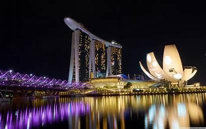 Sands Marina Bay Singapore Future Global Hotel