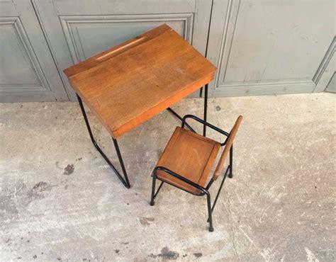 chaise bureau vintage bureau et chaise enfant maison design modanes com