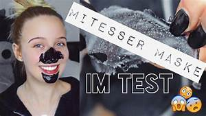 MITESSER MASKE IM TEST SabrinaMloves YouTube
