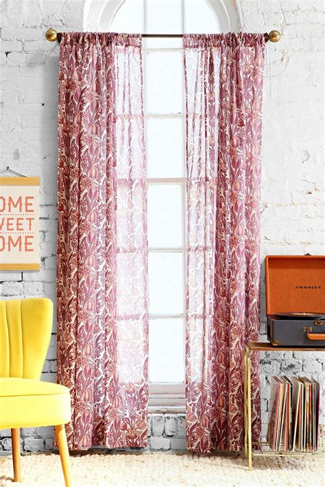 Outfitters Plum And Bow Curtains by 17 Best Images About Living Room Textiles On