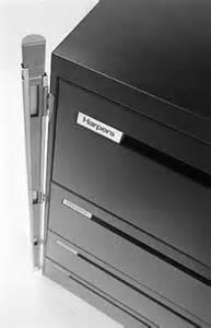 universal file cabinet multi locks security locking bars
