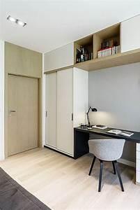 Modern, Minimalist, Apartment, In, Gdynia, By, Dragon, Art, Design, Studio