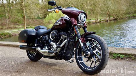 Davidson Sport Glide Image by Essai Harley Davidson Sport Glide La Polyvalence Avec