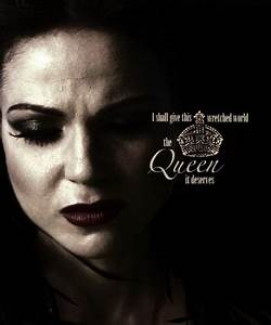 Regina/Evil Queen - Once Upon a Time | Lana Parrilla ...