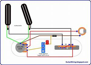 Fender Telecaster With Humbuckers Wiring Diagram