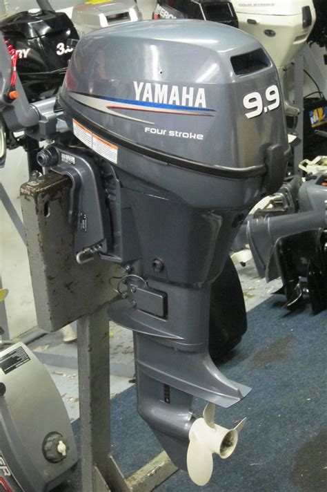 Used Outboard Motors Maine by Used Yamaha 9 9hp 4 Stroke Outboard Motor Purchasing