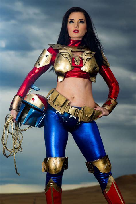 Wonder Woman and Boba Fett Cosplay Mashup - Wonder Fett ...