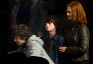 First photos of adult Harry, Ginny & Potter family from ...