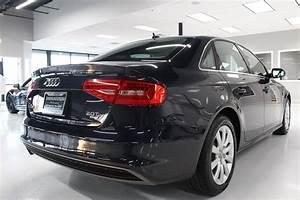 2015 Audi A4 4dr Sedan Manual Quattro 2 0t Premium Stock