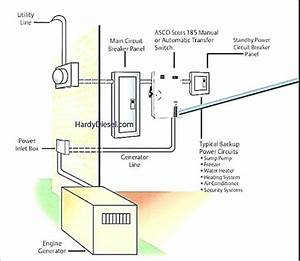 200 Amp Manual Transfer Switch Wiring Diagram