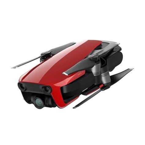 dji mavic air fly  combo flame kirmizi drone