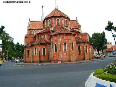 saigon notre dame cathedral vietnam visa services