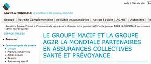 Assurance Tiers Collision Macif : mutuelle expert une union entre la macif et ag2r la mondiale ~ Gottalentnigeria.com Avis de Voitures