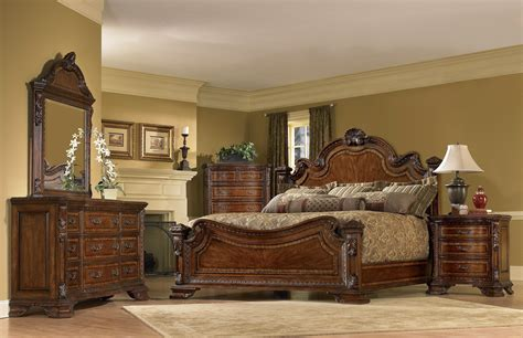World Upholstery by World Bedroom Set European Style Bedroom Furniture