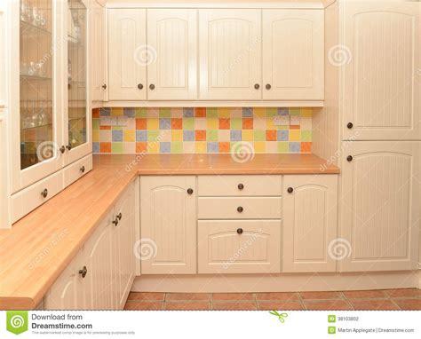 les de cuisine placards de cuisine photographie stock image 38103802
