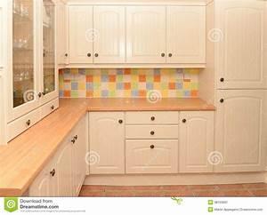 Placards De Cuisine : placards de cuisine photographie stock image 38103802 ~ Carolinahurricanesstore.com Idées de Décoration