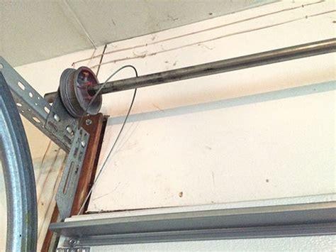 garage door cable snapped garage door repair bonsall ca 760 392 5008 track