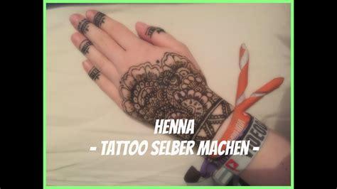 henna selber machen henna selber machen