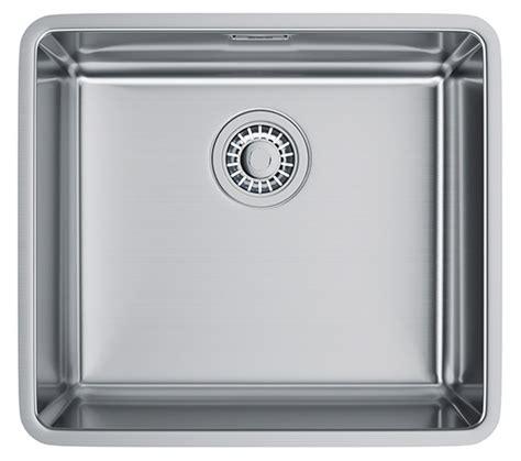 franke undermount stainless steel kitchen sink franke kubus kbx 110 45 stainless steel undermount kitchen 8266