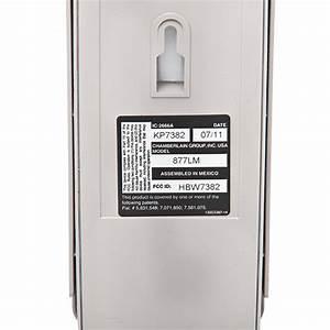 Liftmaster 877lm Security  2 0 Wireless Keypad