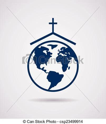 clipart chiesa vettore icona chiesa simbolo vettore o icona chiesa