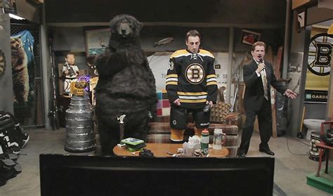 The Bruins Bear returns with hilarious 1980s-style sitcom ...