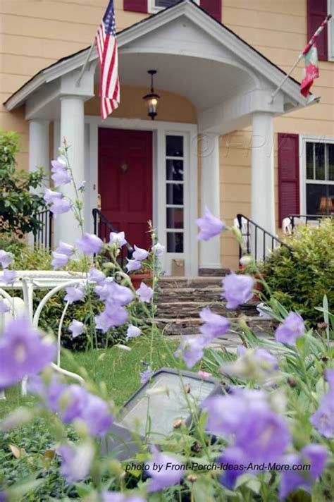 Colonial Front Porch Designs by Colonial House With Porch Front Porch Designs For