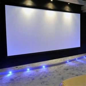 Projecteur Home Cinema : cin screen acoustique 200 4k r f rence ecran de projection fixe cin motion luxembourg hi fi ~ Preciouscoupons.com Idées de Décoration
