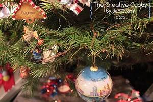 The Creative Cubby A Patriotic Christmas Tree