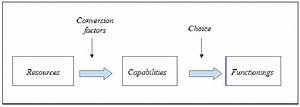 Analytical Framework Of The Capability Approach