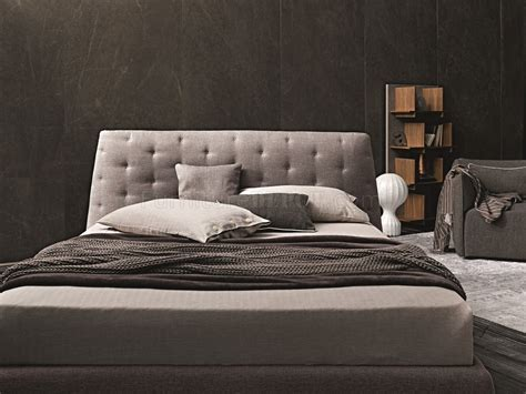 J Bed by Atrium Storage Bed In Taupe Gray Fabric By J M