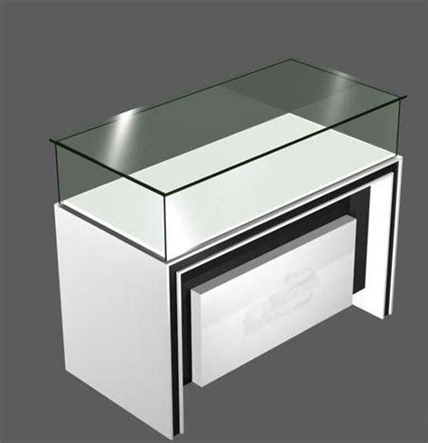 display cabinet with glass 玻璃展示柜效果图片 沈洋展柜