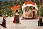 Rajput painting - Wikipedia