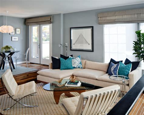 nice curtains  living room contemporary modern option