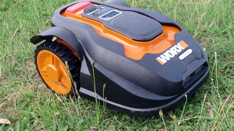 robot lawn mower on worx landroid robotic lawn mower lifehacker australia