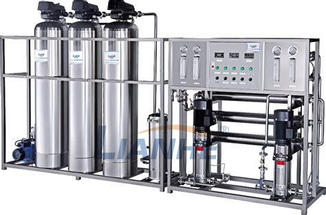 Industrial Use Commercial Water Treatment Machine Reverse