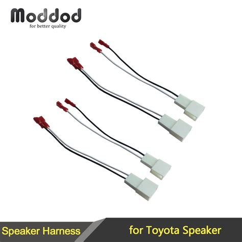 For Toyota Speaker Wire Harness Connects Aftermarket